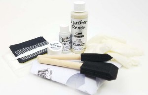 Automotive Leather Dye Kit without Sprayer