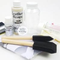 Auto Leather Dye Kit with Sprayer